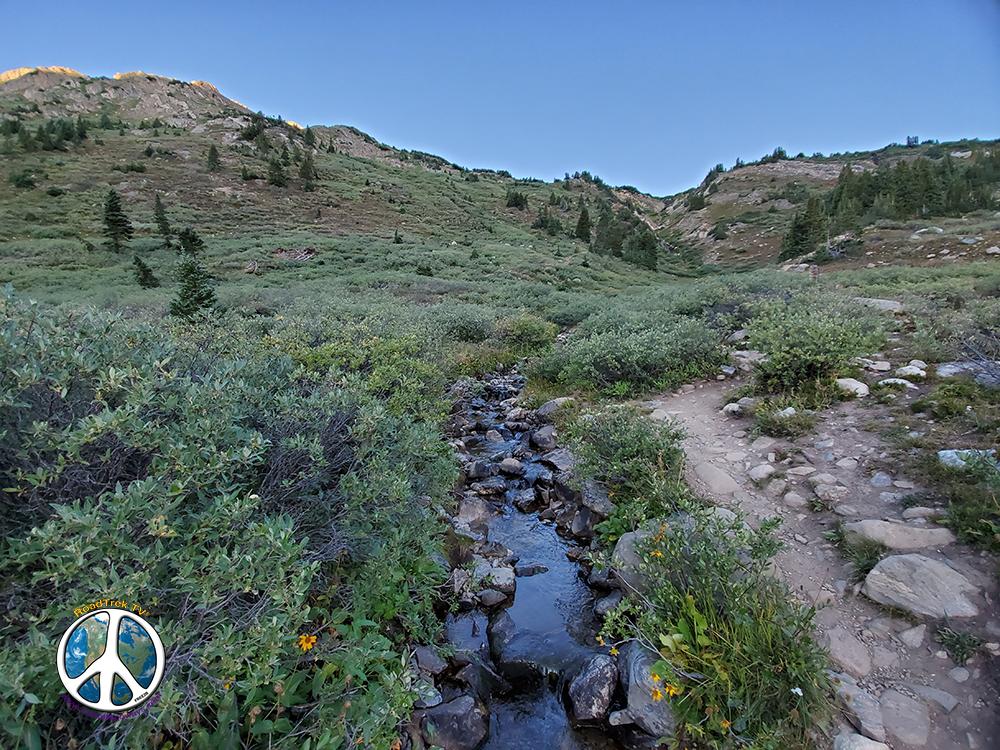 Linkins Creek Independence Pass Colorado