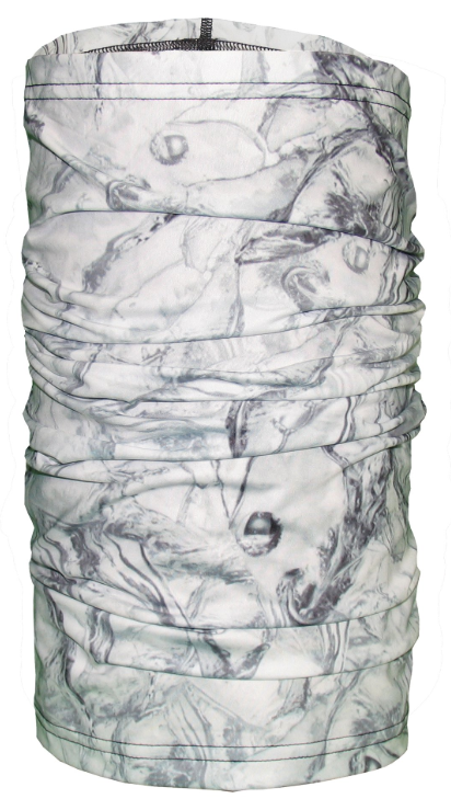 Fishing Fishwater Neck Gaiter Outdoor Apparel is great for keeping the wind off the neck while snowboarding or skiing, a day on the river or on the trail.