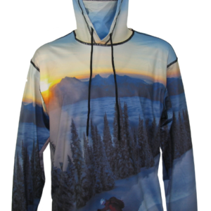 Graphic Hoodies Hiking Clothes