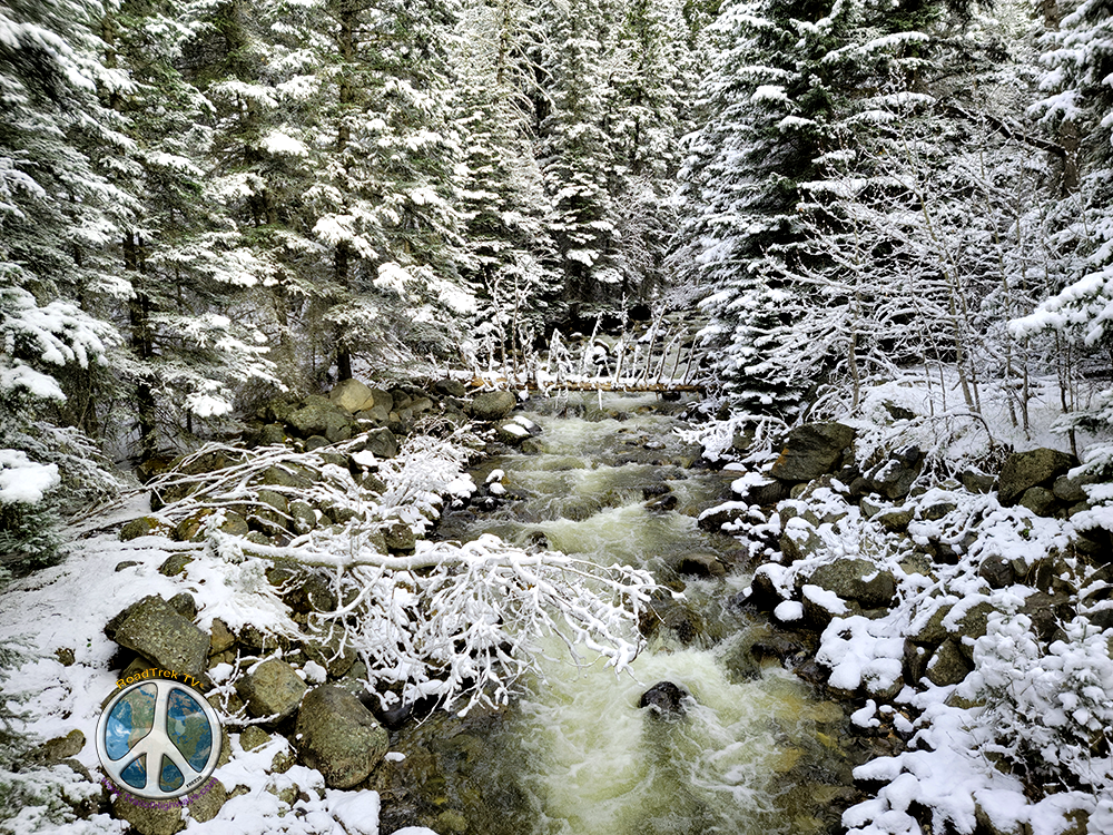 There is a Spectacular Creek Trail, don't thing is it, but dam cool, I have to say in Drive by US-191 Similitude-3