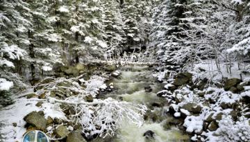 Drive by Shooting_US 191 Montana_RoadTrek TV_Boulder River_Big Timber_44