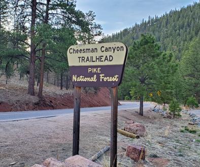 Cheesman Canyon Trail Head_fly fishing_roadtrek_hiking_platte river_apparel_1