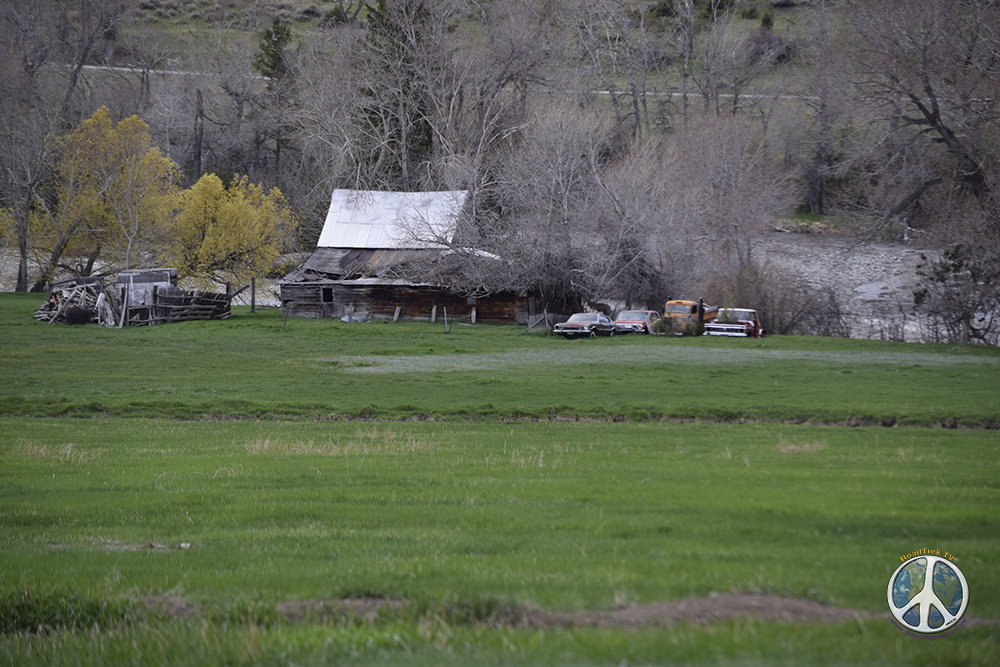 Love old barns and the stories they tell of past moments in the time continuum