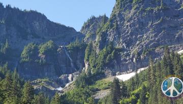 Mount Rainier National Park_Summerland Trail_RoadTrek TV_Hiking_Wunderland Trail_Backpacking_27