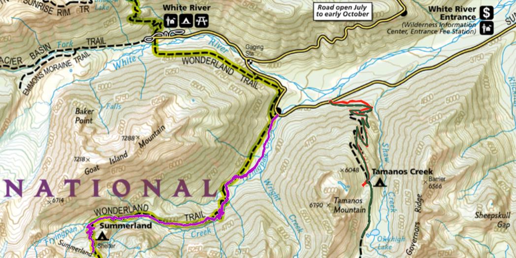 Distance 9.69 mi Ascent 2,165 ft Total Time 6h 43m