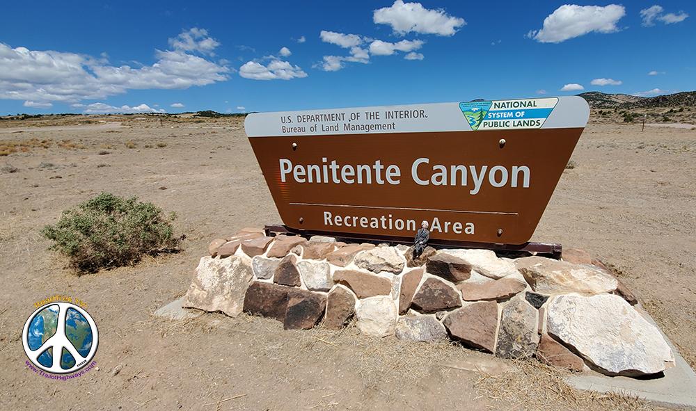 penitente canyon