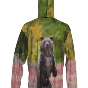 Grizzly Bear Hoodie YNP