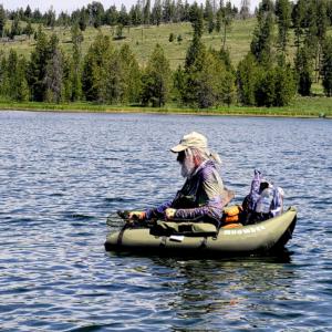 Lake Fishing Float Tubes